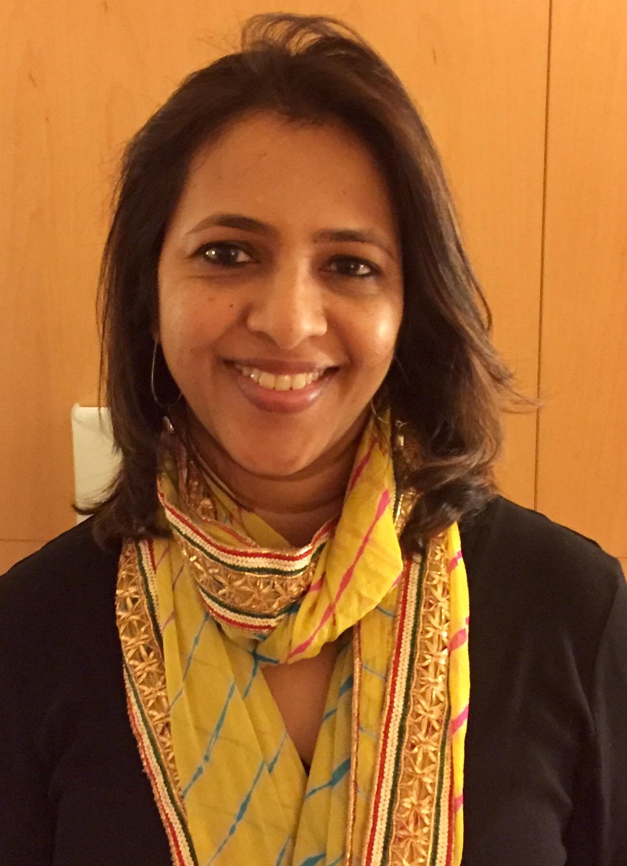 Dr. Madhuri Thota - Director